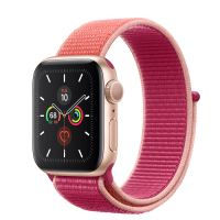 APPLE WATCH SERIES 5 GPS 40MM GOLD/ POMEGRANATE