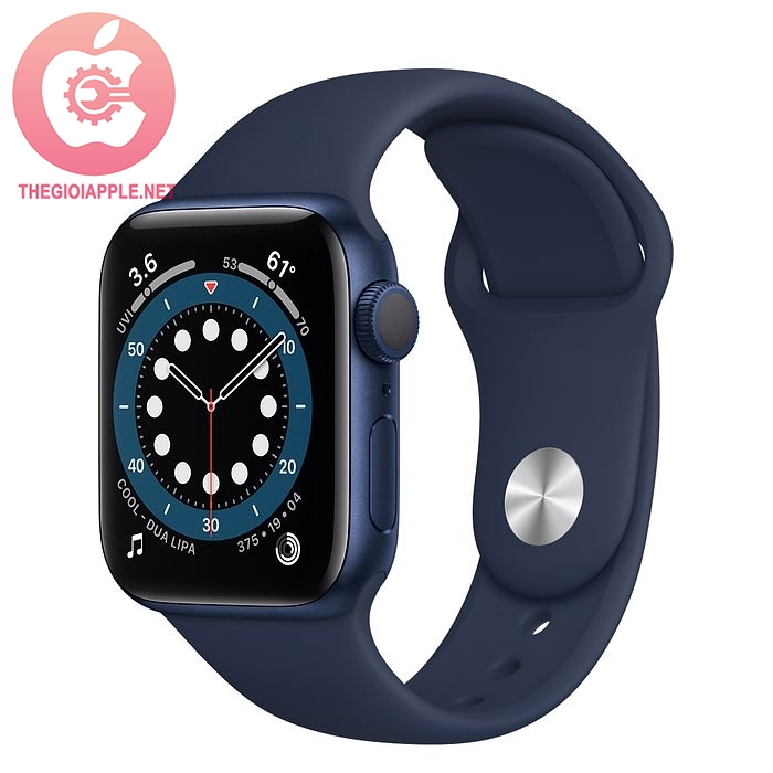 APPLE WATCH SERIES 6 GPS 40MM BLUE SPORT BAND