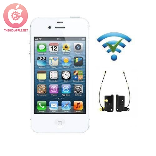 Thay dây anten wifi iPhone 5
